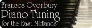 Frances Overbury MIMIT (Piano Tuner East Midlands)